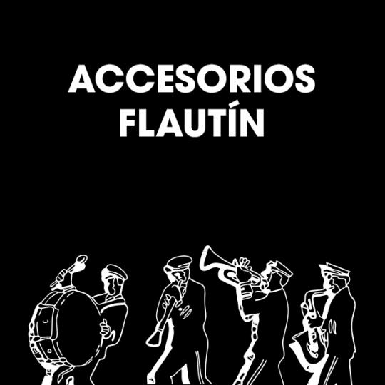 Accesorios Flautin