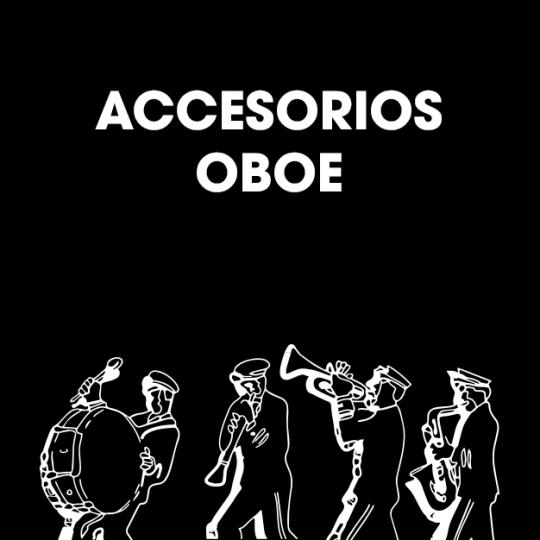Accesorios Oboe