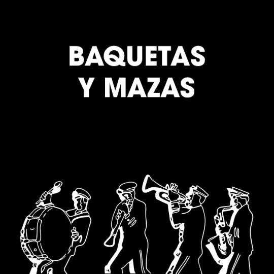BAQUETAS Y MAZAS
