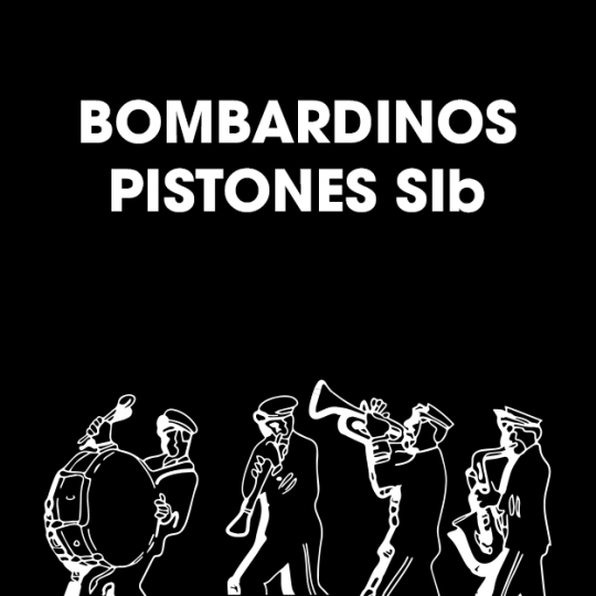 BOMBARDINO PISTONES SIb