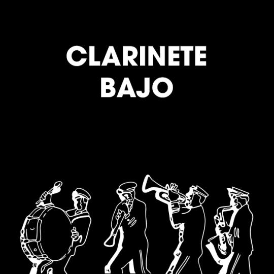 CLARINETE BAJO