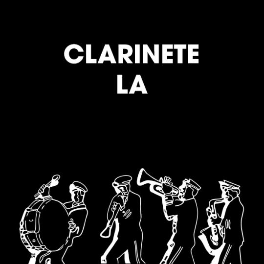 CLARINETE LA