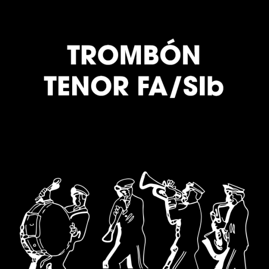 TROMBON TENOR FA/SIb