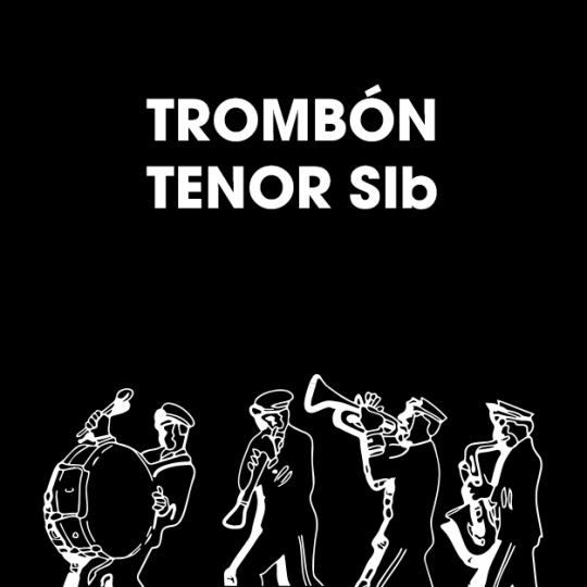 TROMBON TENOR SIb