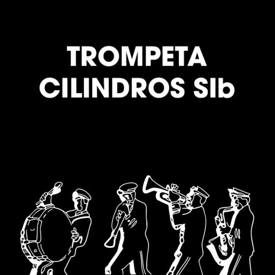 TROMPETA CILINDROS SIB