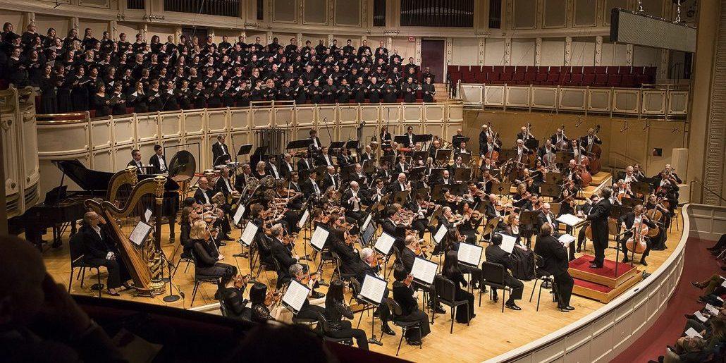 ¿Qué instrumentos componen una orquesta sinfónica?