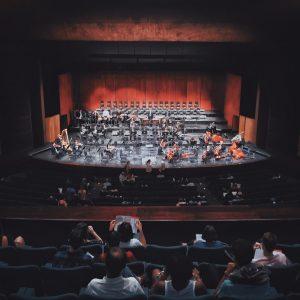 La orquesta sinfónica: origen