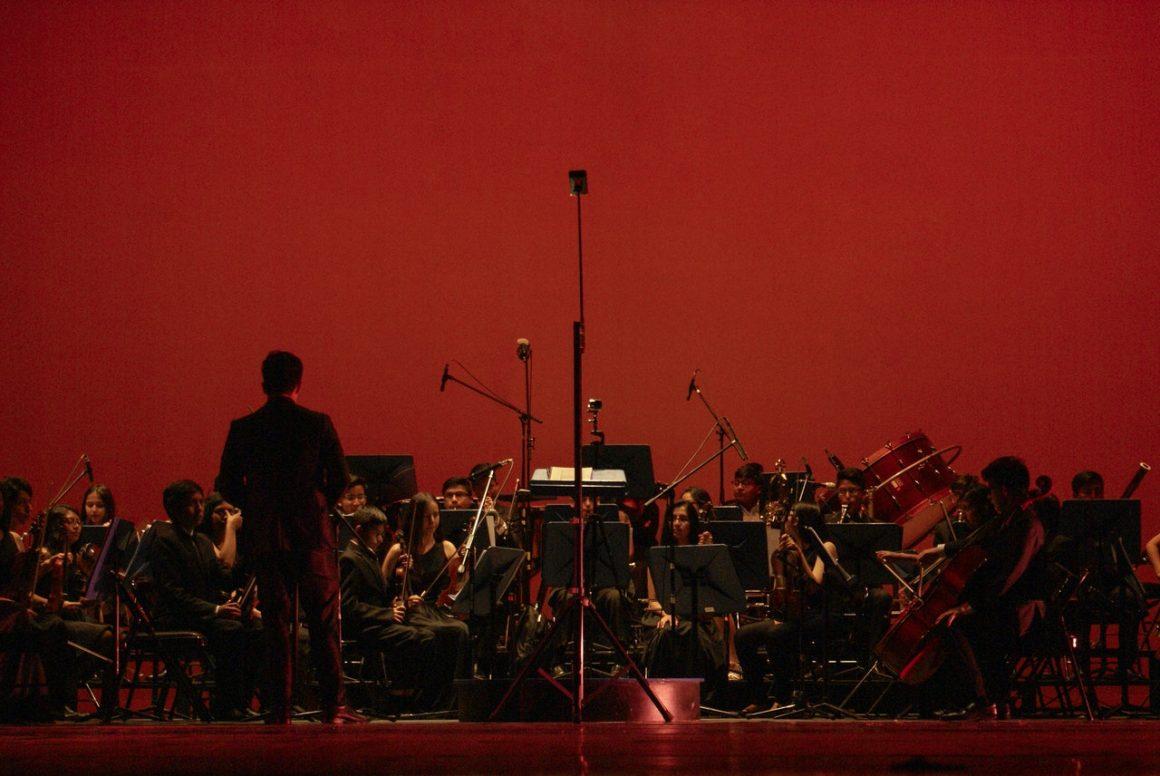 La orquesta sinfónica: secciones y número de componentes