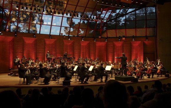 La orquesta sinfónica: Obras más interpretadas