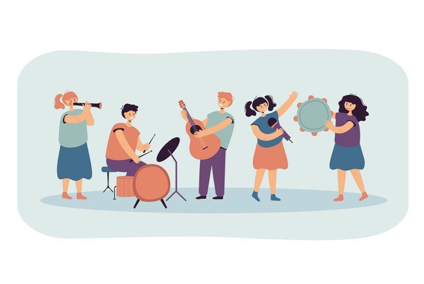 ¿Qué es una banda de música?