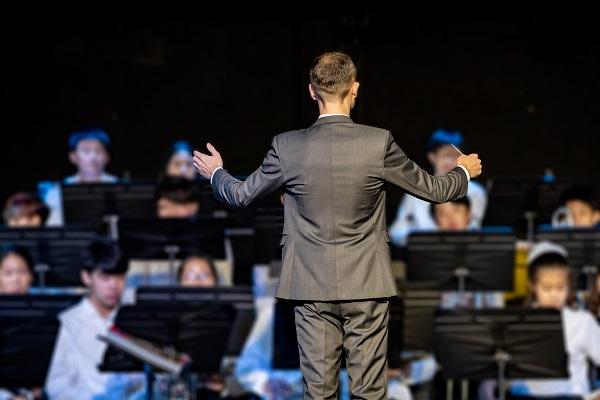 Orquesta sinfónica: cómo ensayan